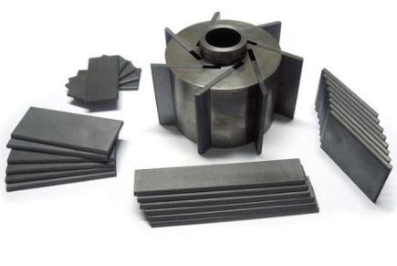 Becker vacuum pump carbon vanes 90130100010, image 2