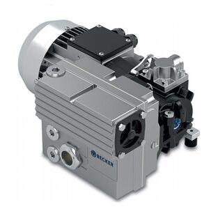 Becker : O 5.10 : Oil-Lubricated Rotary Vane Vacuum Pump, image 1